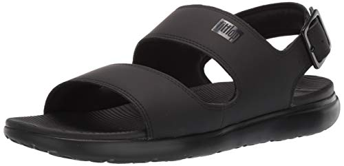 Homme IiSandales Ouvert Noirblack Bout 001 Lido Fitflop L3jq5R4A