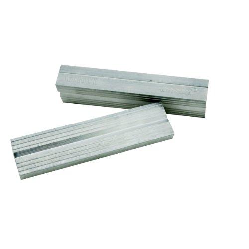 (Wilton 14830 A-5, Aluminum Jaw Cap, 5-Inch Jaw Width, 2 -Pack)