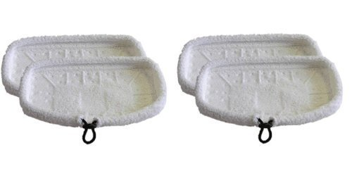 4 Bissell Pad that fit 1867 Steam Mop Pads are # 3255 1867 - 3255
