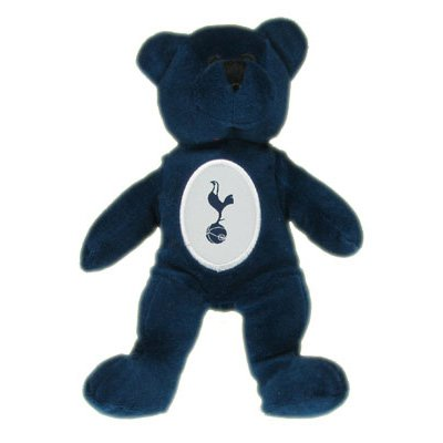 Navy Blue Tottenham Solid Mini Bear