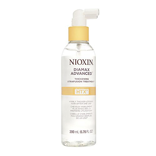 Nioxin Diamax Advanced with HTX Thickening Xtrafusion Treatment, 6.7 Fluid (Advanced Treatment)