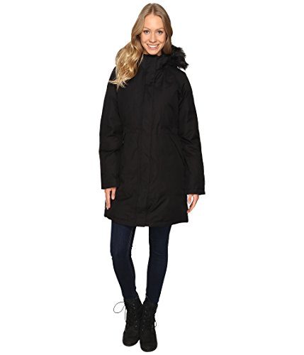 The North Face Women's Arctic Parka TNF Black/TNF Black (Prior Season) Medium (Best Parkas For Arctic Weather)