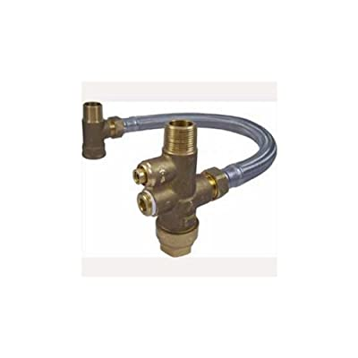 Cash Acme MIX02020LF Lead Free Heat Guard Tank Booster Pro Water Heater Mixing Valve