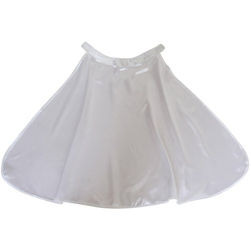 Deluxe White 24 Satin Cape product image
