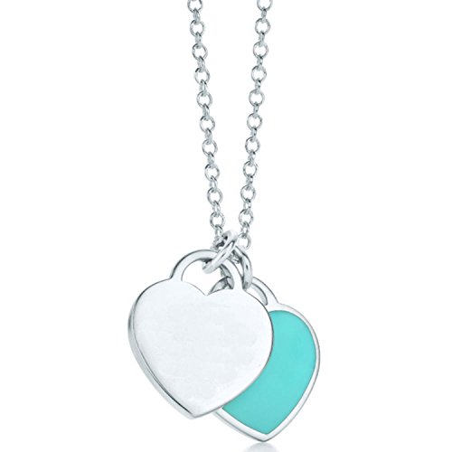 925-sterling-silver-blue-double-heart-tag-necklace