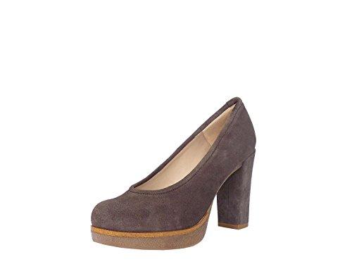 Unisa - Zapatos de vestir para mujer pelo de visón
