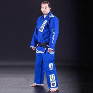 Lutador Pro Star BJJ GI - Traje de Jujitsu brasileño ...
