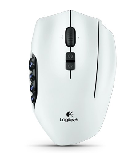 Logitech G600 - MMO Gaming Mouse
