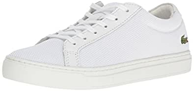 Lacoste Women's L.12.12 BL 2, White, 7.5 M US
