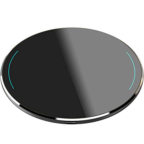 Image of TOZO W1 Wireless Charger Thin Aviation Aluminum Computer Numerical Control