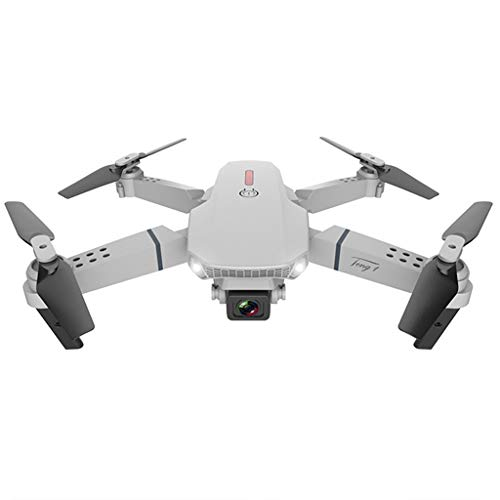 IIIL WiFi FPV Drone Camera for Adults, Foldable RC Quadcopter 4K HD Dual Camera Altitude Hold Gravity Control Follow…