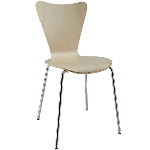 Danish Modern Butterfly Style Chair in Natural by America Luxury - Chairs