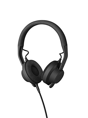AIAIAI 75001 All-Round Preset Headphones, Black