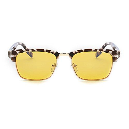 LOMOL Unisex Fashion Anti-Blue Light Radiation Protection Night Vision Goggles Driving - Raybon Goggles