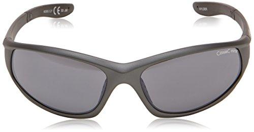 Wylder - Lunette de soleil, Mirror platine noir mat S3 gris - Gris