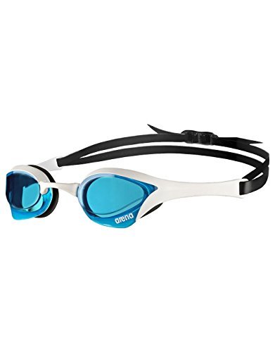 Arena Cobra ULTRA Lunettes de natation unisexe adulte Taille unique Bleu (bleu/blanc)