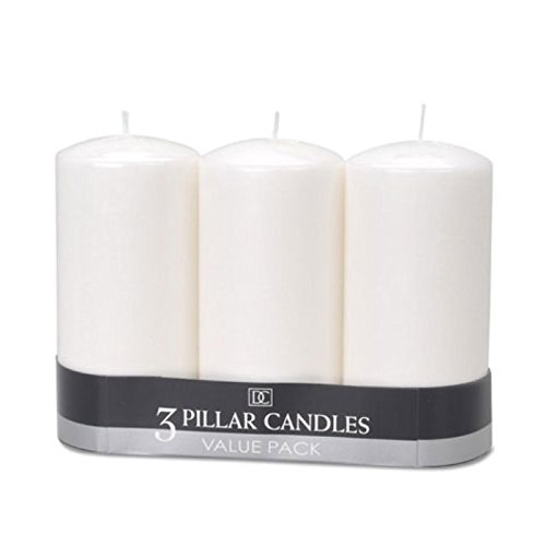 DYNAMIC COLLECTIONS Pillar Candles value