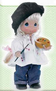 la mejor selección de The Doll Maker Color My World Baby Doll, Blonde, 12 12 12  by The Doll Maker - Juguetes  edición limitada