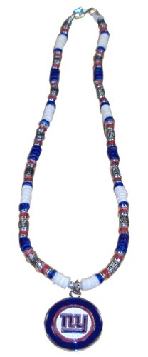 new york giants necklace - 1