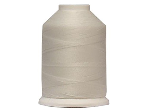 - American & Efird STF225692.1000 A&E Super Tuff Upholstery Third Nylon Tex70 White
