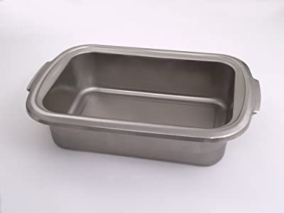Nesco American Harvest 4918-20 Stainless Steel Cookwell : Stainless Steel Cookwell for 18-Quart Roaster Oven