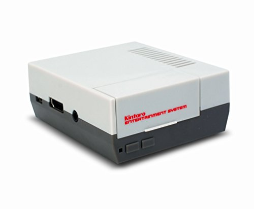 NES case for Raspberry Pi 3,2 and B+ by Old Skool Tools (Adapter Adc Dvi)