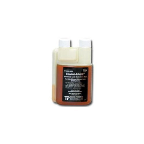 Tracer Fluoro-Lite Universal Bottled A/C Dye, 8 oz. bottle (TP-3840-0008) Tracerline TP38400008
