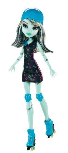 Monster High Roller Maze Frankie Stein Doll -