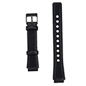 VibraLite Mini Black Replacement Watch Band from Global Assistive Devices