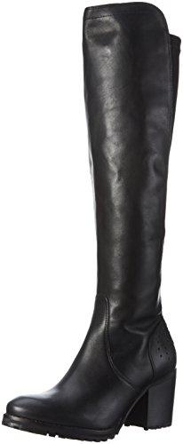 Primafila Dames 58.2.003 Lange Laarzen, Zwart (zwart), 39 Eu