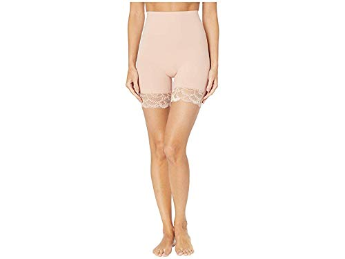 commando Women's Sexy + Smooth Shorts SS103 Brut Rose - Shorts Smooth