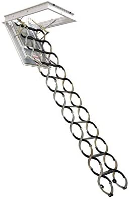 JAP Lusso - Escalera de tejado (ignífuga): Amazon.es: Bricolaje y herramientas