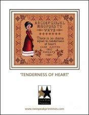 Tenderness of Heart Cross Stitch -
