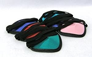Eye Patches Child Elastic (6 Assorted Colors)