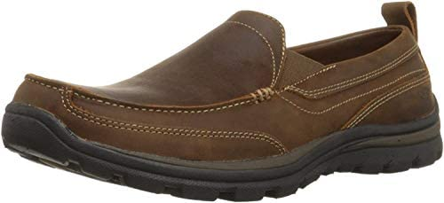 Skechers Relaxed Men's Fit Superior Memory Gains Foam M Slip-On Shoes