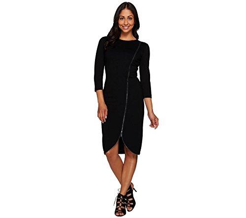 cara asym dress - 2