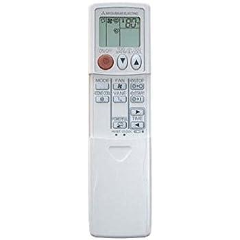 Amazon com: Mitsubishi E12C26426 Ductless Air Conditioner Remote