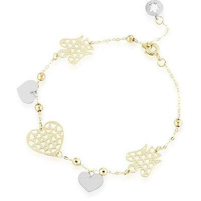 Bracelet fantaisie femme tendance cod. GIANNOTTINKT226 Giannotti Ange
