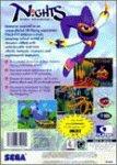 Nights Into Dreams - Sega Saturn