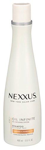 Nexxus Oil Infinite Oil Infusing Rebalancing Shampoo, 13.5 f