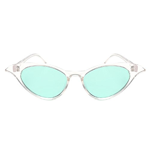 para Creep Clear Green de Urban mujer Gafas sol wIFIdA