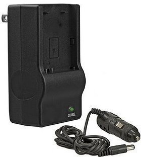 Olympus Stylus 830 (Olympus Stylus 790 SW Stylus 820 Stylus 830 - Replacement Battery Charger (Incl. Car and European Plug)