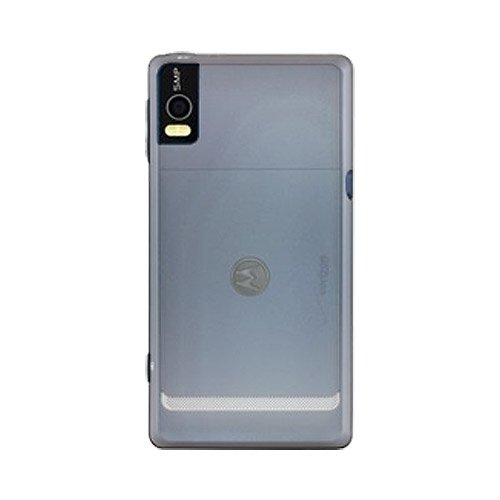 A955 Snap (Amzer Snap-On Crystal Hard Case for Motorola DROID 2 A955 - Clear)