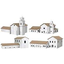 Hobbico Kit 6: Santa Cruz/San Juan Bautista/San Luis Obispo HCAY9066