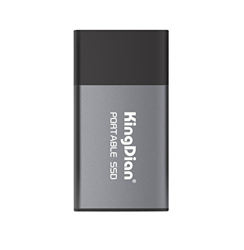 KingDian 120gb 240gb External SSD USB 3.0 Portable Solid State Drive (120GB) by KINGDIAN (Image #1)