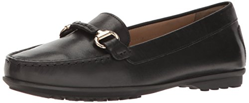 Geox Women's D Elidia B Mocassins Black cheap sale visit new buy cheap outlet store cheap sale low cost for sale free shipping zz9S4
