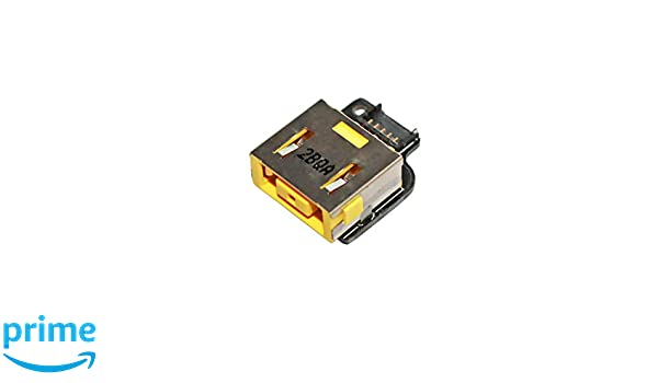 Amazon.com: GinTai DC AC Power Jack Socket Replacement for ...