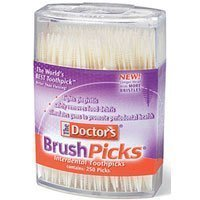 The Doctor's BrushPicks Toothpicks (275 count)