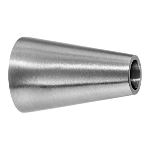 USA Sealing 304 Stainless Steel Polished Straight Reducer, Tube-to Tube for Butt Weld Fittings - for 1