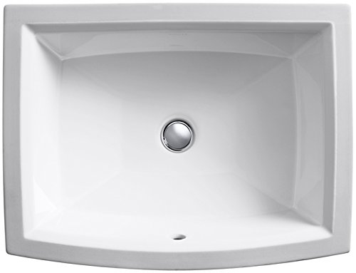kohler archer bathroom sink kohler k 2355 0 archer undercounter bathroom sink white 19011